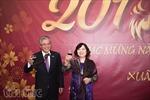 Đại sứ quán Việt Nam tại Hoa Kỳ mừng Xuân cùng cộng đồng người Việt
