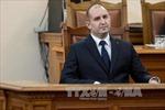 Tân Tổng thống Bulgaria có lập trường ủng hộ Nga