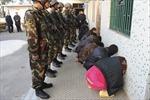 Cảnh sát Trung Quốc thu giữ 100 kg ma túy đá