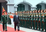Thủ tướng Nguyễn Xuân Phúc kiểm tra công sẵn sàng chiến đấu tại Tổng cục II