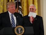 Rời Nhà Trắng, ông Obama để lại thư mật cho tân Tổng thống Mỹ Donald Trump