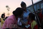 17 chuyến xe nghĩa tình đưa công nhân về quê đón Tết