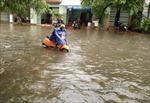 Trung Bộ mưa dông trên diện rộng