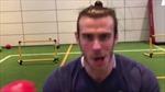 Xem Gareth Bale 'đấm gục' HLV thể lực trong vòng 2 nốt nhạc