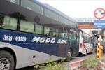 Bến xe ở Hà Nội đìu hiu khách những ngày cuối năm