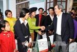 Trưởng ban Kinh tế Trung ương chúc tết, tặng quà tại Phú Thọ và Vĩnh Phúc