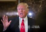 Mới lên làm tổng thống, ông Trump đã bị kiện