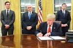 100 ngày đầu tiên làm tổng thống, ông Trump sẽ làm gì?