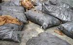 Phát hiện hơn 2 tấn bì lợn nghi chứa hóa chất tẩy trắng