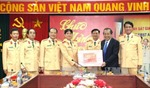 Phó Thủ tướng Trương Hòa Bình kiểm tra công tác ứng trực phục vụ Tết
