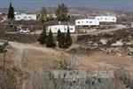 Israel công bố kế hoạch xây thêm 2.500 nhà định cư
