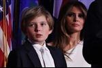 Đệ nhất Phu nhân Mỹ và con trai có thể không chuyển tới Nhà Trắng