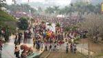 Khai mạc lễ hội đền Thượng ở thành phố Lào Cai