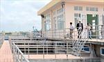 Dự án cấp nước từ nguồn vốn vay của JICA hoạt động hiệu quả