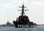 NATO tăng cường hiện diện hải quân tại Biển Đen
