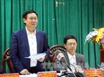 Xây dựng Nam Đàn thành huyện nông thôn mới trong năm 2017