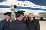 Tân Bộ trưởng Quốc phòng Mỹ có chuyến công du đầu tiên tới Trung Đông