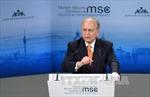 Hội nghị An ninh Munich: Châu Âu cần tránh bị chia rẽ vì Mỹ