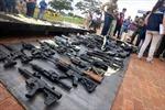 Bolivia điều tra lô vũ khí trái phép chuyển từ Mỹ