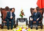 Thủ tướng Nguyễn Xuân Phúc tiếp Đại sứ Vương quốc Maroc