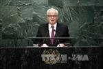 Điện thăm hỏi Trưởng Phái đoàn đại diện thường trực LB Nga tại Liên hợp quốc