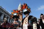 Tưng bừng Lễ hội hóa trang Venice 2017