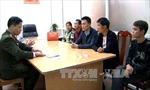 Xử phạt bốn người Trung Quốc nhập cảnh trái phép