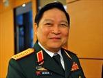 Bộ trưởng Bộ Quốc phòng Ngô Xuân Lịch thăm chính thức Vương quốc Thái Lan