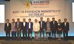 Hội nghị hẹp Bộ trưởng Ngoại giao ASEAN tại Philippines