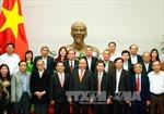 Thủ tướng tiếp đoàn cán bộ lãnh đạo các thời kỳ tỉnh Quảng Ngãi