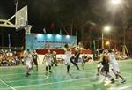 Khai mạc Giải cúp bóng rổ quốc gia nam, nữ năm 2017