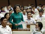 Bà Tô Thị Bích Châu giữ chức Chủ tịch Ủy ban MTTQ Việt Nam Thành phố Hồ Chí Minh