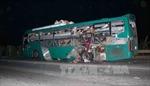 Thông tin mới nhất về vụ nổ xe khách tại Bắc Ninh