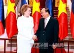 Chủ tịch Hội đồng Liên bang Nga đề cao quan hệ với Việt Nam