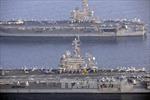 Trung Quốc tuyên bố biết sự hiện diện của tàu sân bay Mỹ tại Biển Đông