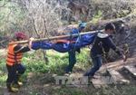 Đu dây vượt thác Hang Cọp ở Đà Lạt, một du khách Ba Lan tử nạn