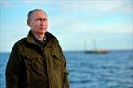 4 tướng Nga được Tổng thống Putin thăng hàm nhờ chiến dịch tại Syria