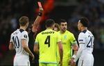 Tottenham bị loại 'sốc' trước đội bóng Bỉ