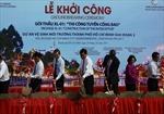 TP Hồ Chí Minh khởi công tuyến cống bao thu gom nước thải