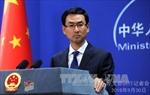 Bộ trưởng Thương mại Trung Quốc hoãn thăm Philippines vào phút chót