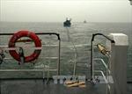 Cứu hộ thành công tàu cá và thuyền viên gặp nạn trên biển