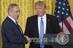 Tổng thống Trump ủng hộ giải pháp hai nhà nước cho xung đột Israel-Palestine