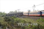 Đi qua đường sắt không có rào chắn, 2 thanh niên bị tàu hỏa đâm tử vong