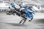 Hiện thực hóa mẫu Lego, BMW tính chế tạo xe máy biết bay