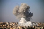 IS thừa nhận đánh bom thảm khốc ở Al-Bab, Syria