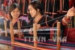 Bảo tồn nghề dệt thổ cẩm của đồng bào J'rai và Bahnar