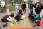 Tưng bừng các hoạt động Liên hoan Nghệ thuật đường phố Thủ đô
