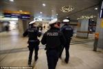 Đức phát hiện túi hành lý khả nghi tại quảng trường Cologne
