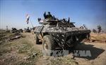 Iraq đẩy mạnh tấn công IS tại Tây Mosul
