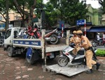 Xe gây tai nạn bị tạm giữ trong bao lâu?